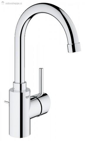 Grohe Concetto 32629001 - Enoročna kopalniška armatura za umivalnik