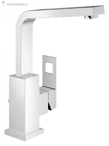 Grohe Eurocube 23135000 - Enoročna kopalniška armatura za umivalnik