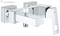 Grohe Eurocube 23140000 - Enoročna kopalniška armatura za kad