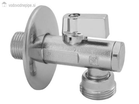 Kovina KV 554 - 1223418 - kotni ventil s filtrom za P.S. G1/2-3/4