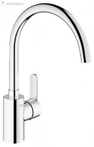 Kuhinjske nizkotlačne armature za pretočne - odprte grelnike vode